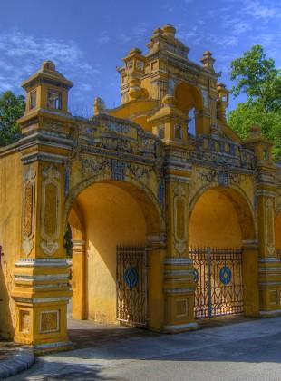 Indochinese Archway, Hue Vietnam