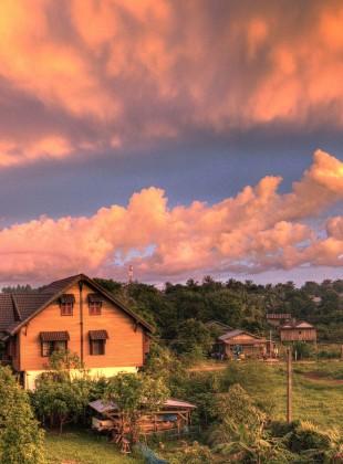 Amazing Sky Panorama