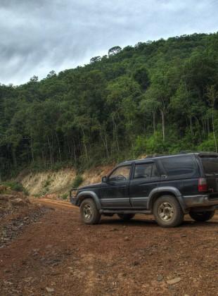 climbing the bolaven plateau