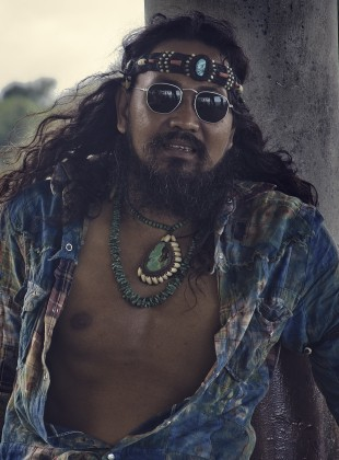 Hippies in Phuket
