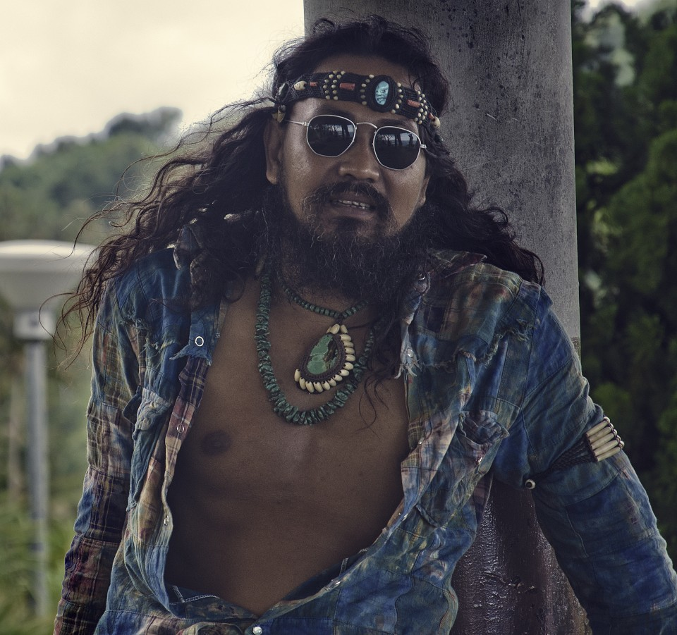 Hippies in Phuket