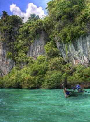 Phi phi island in Phuket